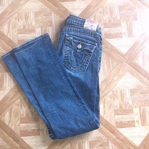 True Religion W27/W32 Billy Jeans Rise 7